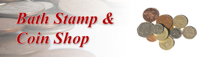 bath stamp & coin shop