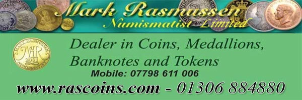 Coin & Medal Dealers