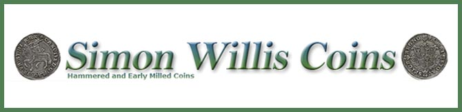 Simon Willis Coins